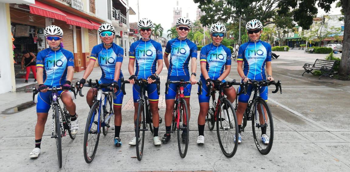Ciclismo Merquimia