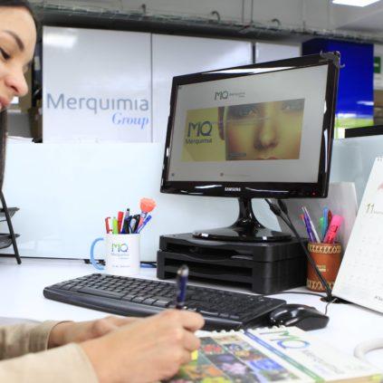 Trabajo Merquimia Group